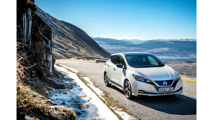 Almost 50% Of Passenger Cars Sold In Norway In 2018 Plugged In