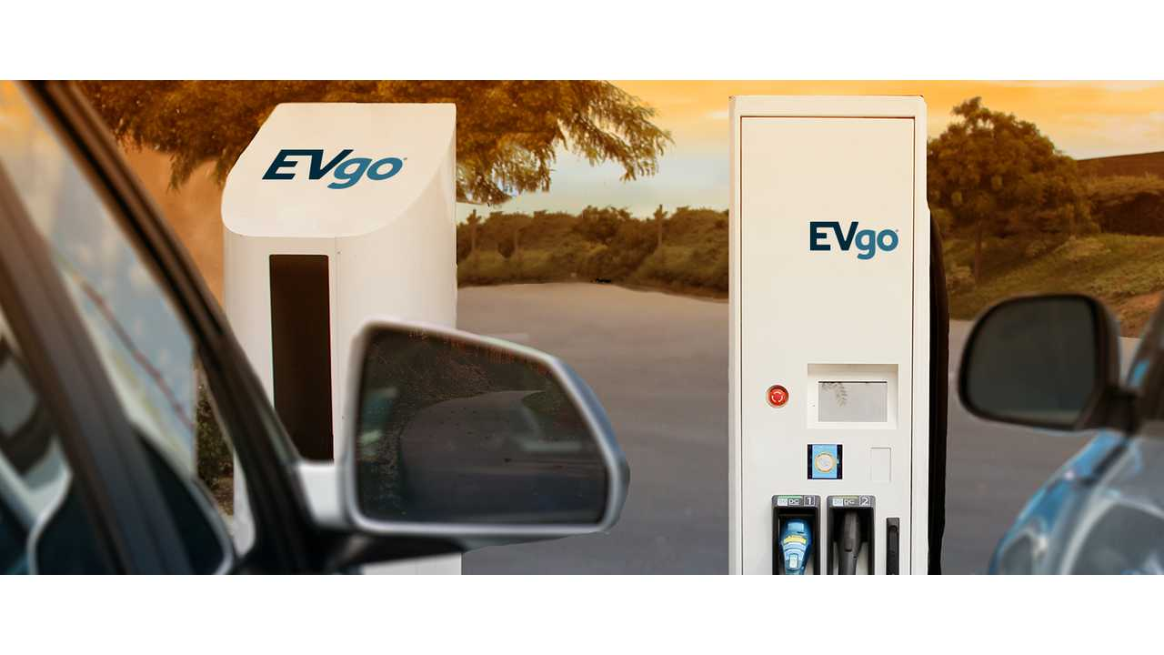 EVgo Fast Charges 40 Million Miles of EV Driving in 2017 (Up 83%)