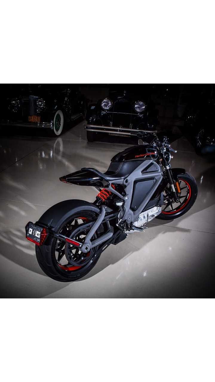 Harley-Davidson Announces First Electric Motorcycle Coming Within 18 Months