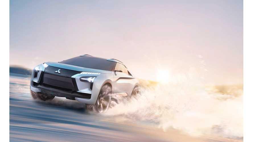 Спорткары Mitsubishi могут вернуться на рынок как гибриды