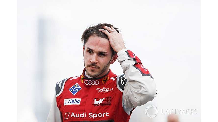 Audi Driver Accuses Formula E Rivals Of Cheating With Fanboost