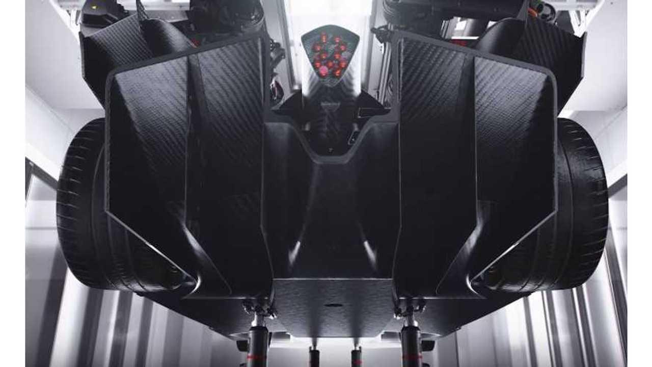 Gen 2 Formula E Reveal Videos