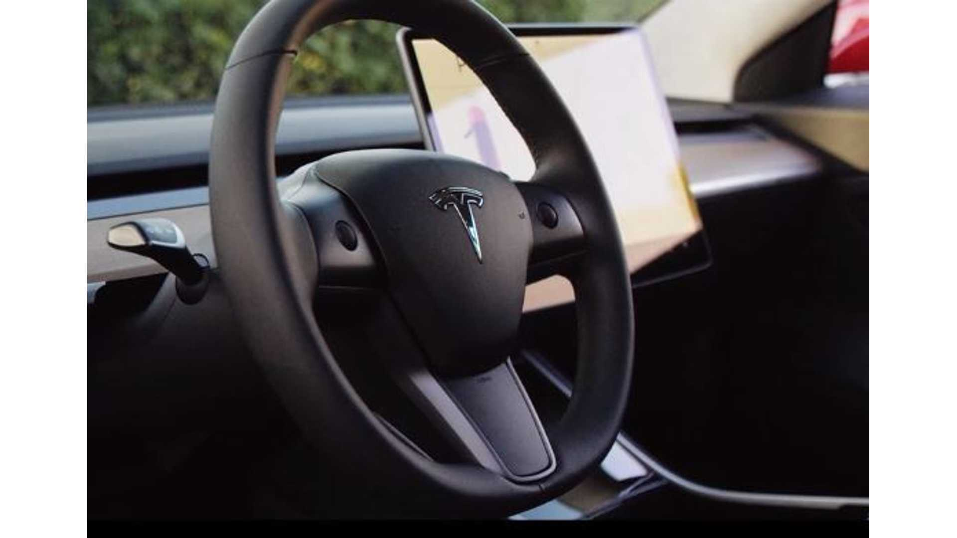 Tesla Puts Out New Model 3 Video