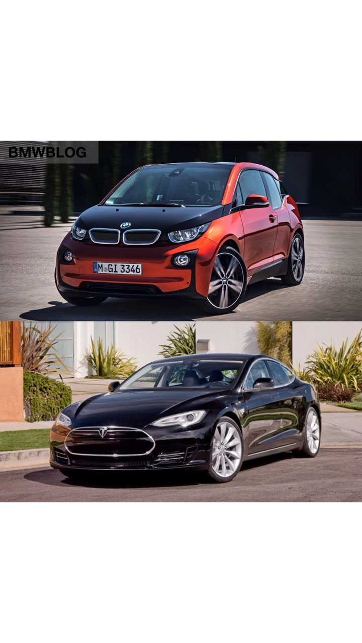 Is BMW Catching Up To Tesla?