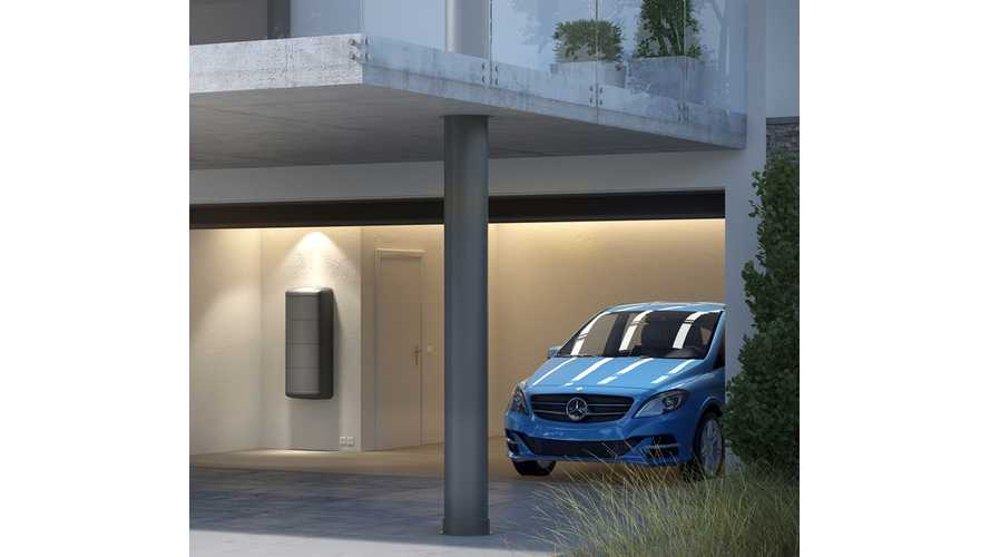 Mercedes-Benz Energy - Storage Home