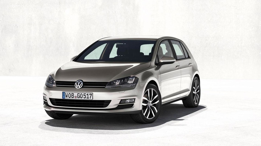 2013 Volkswagen Golf plug-in hybrid first details