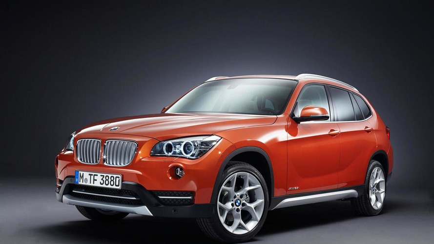 2013 BMW X1 with 300hp exclusively announced for US at $39,345