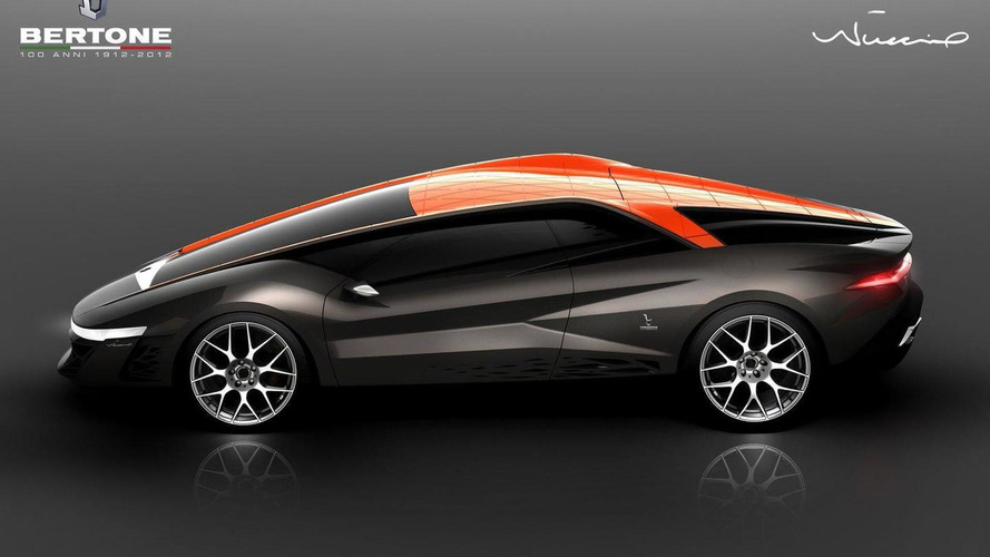 Bertone Nuccio concept revealed