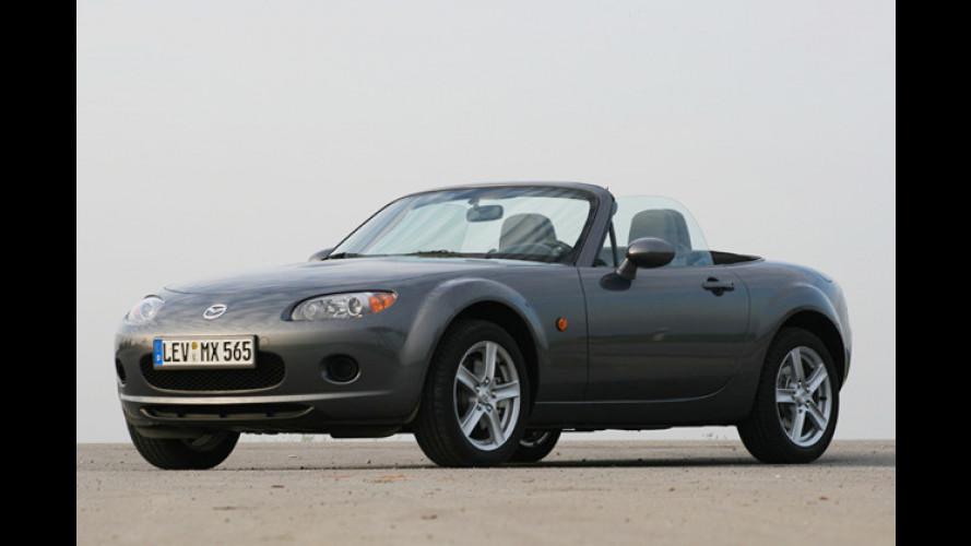 Gefühlsecht: Der Mazda MX-5 in frischem Look und im Test