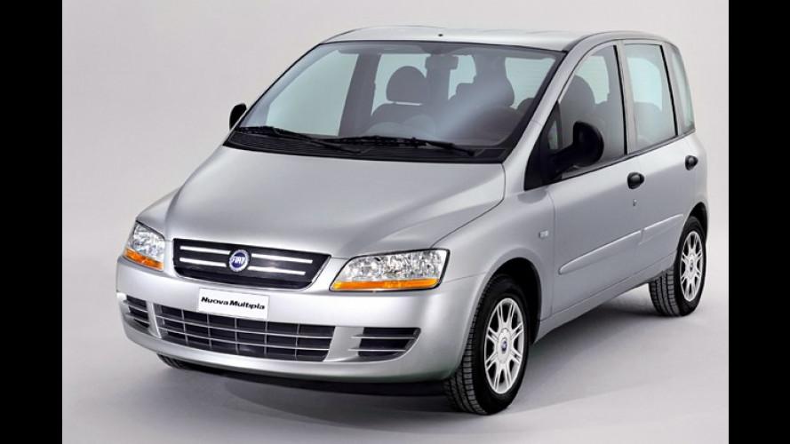 Fiat Multipla (2004): Neue Version des Kompaktvans in Genf