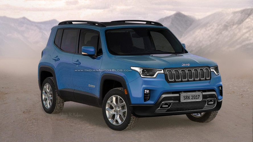 Will The Next Jeep Renegade Look Like This?