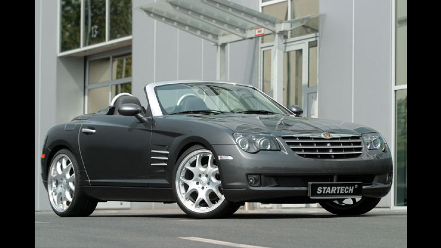 Chrysler Crossfire: Startech macht den Roadster schneller