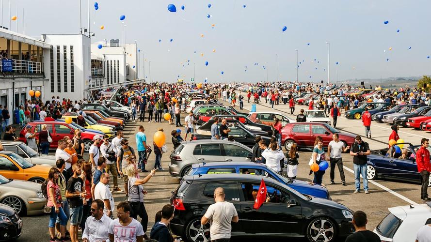 Duplamotoros kettes Golf és Polo R WRX is lesz idei Volkswagen-találkozón