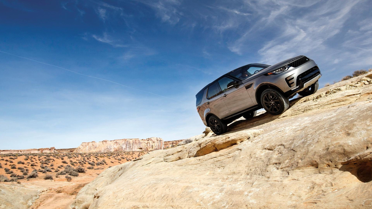 2017-2018 Land Rover Driving Experience