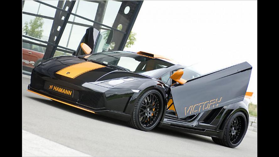 Hamann Victory: Flügel-Sieg für den Lamborghini Gallardo