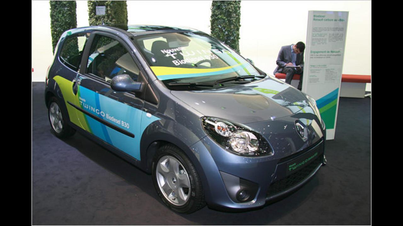 Renault Twingo Biodiesel