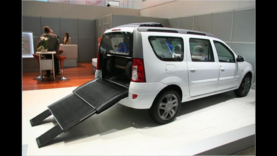 Schick und brauchbar: Dacia Logan Edelweiss von Heuliez