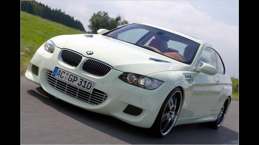 AC Schnitzer gibt richtig Gas: M5-Motor mit LPG-Antrieb