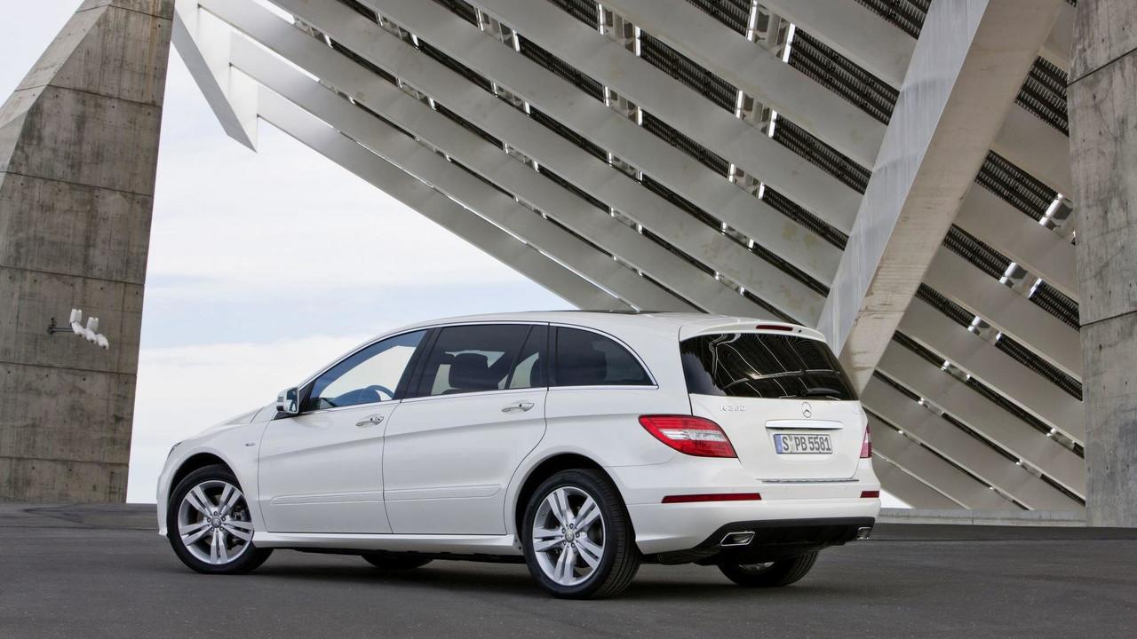 Mercedes R-osztály