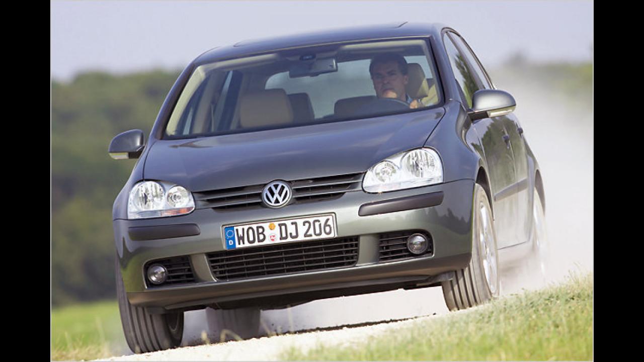 VW Golf 2.0 TDI 103 kW Trendline 4Motion 3-türig