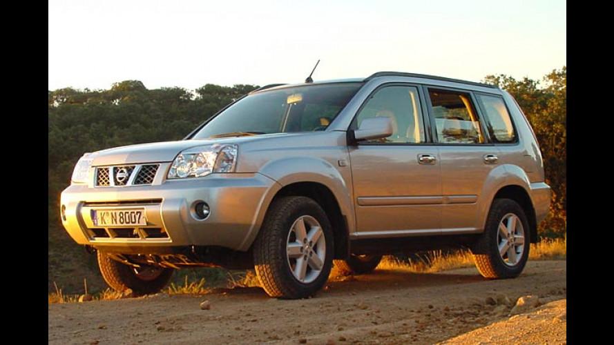 Nissan X-Trail im Test: Frisch geschminkt und fitter gemacht