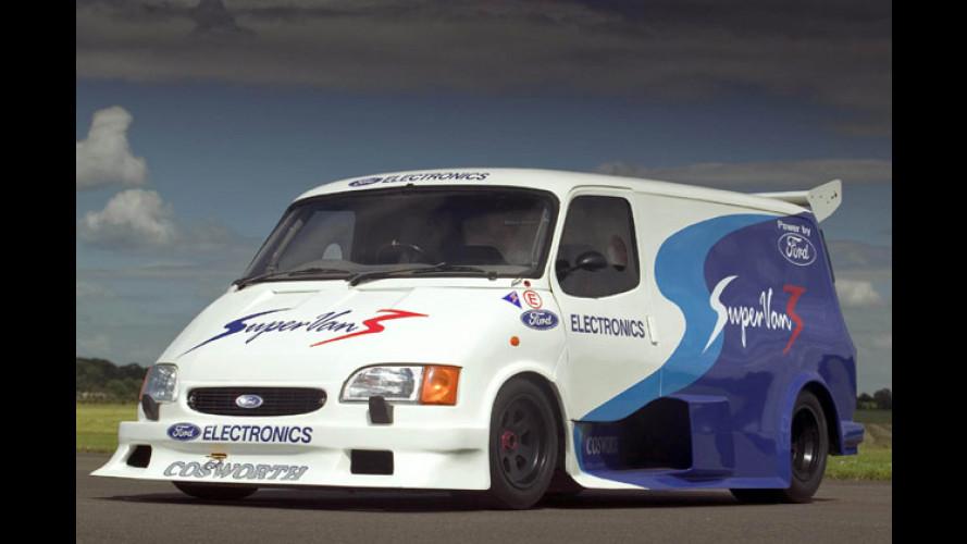 Ford Transit Supervan 3: Spektakulärer Last-Sportler
