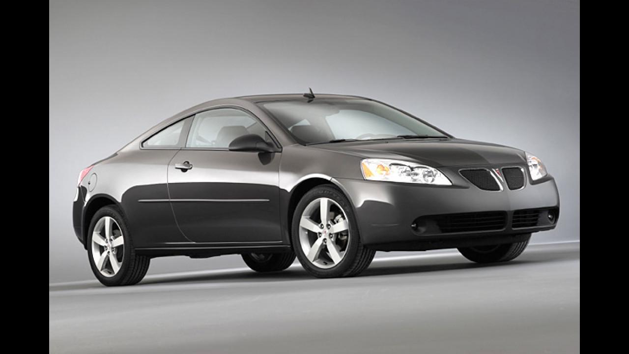Mehr G6 von Pontiac