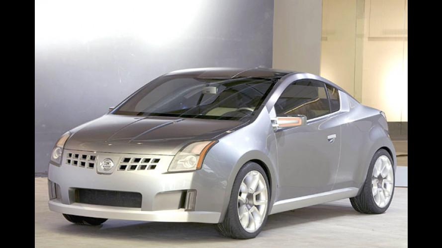 Nissan-Studie Azeal: Kleines Coupé mit großen Ansprüchen
