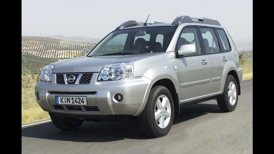 Nissan X-Trail aufgewertet: Facelift und erstarkter Diesel
