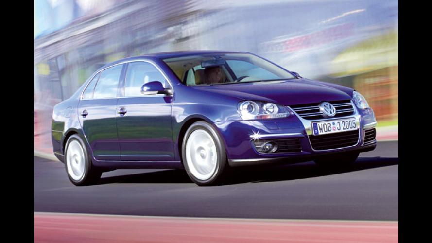 Der neue VW Jetta: Stufenheck-Golf startet im Sommer