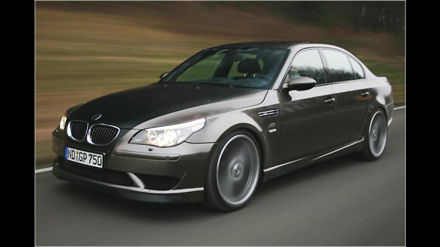 G-Power BMW M5: Der stärkste straßenzugelassene BMW