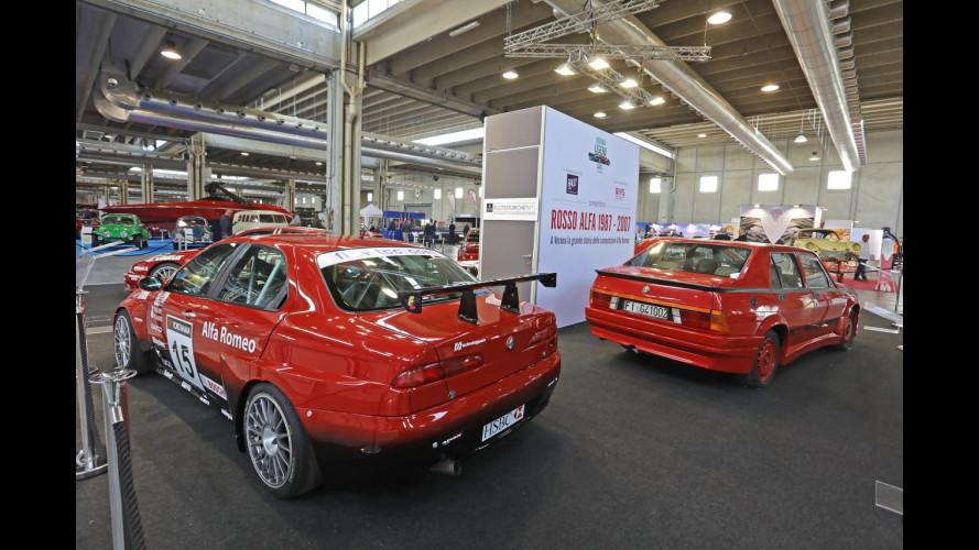 """""""Rosso Alfa"""", a Verona una collezione unica dal 1987 al 2007"""