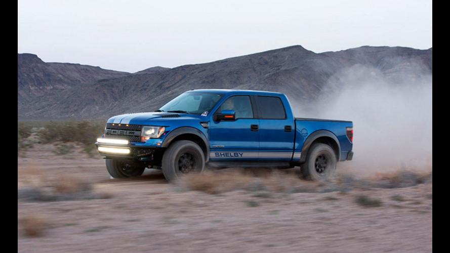 Shelby Baja 700, la freccia del deserto