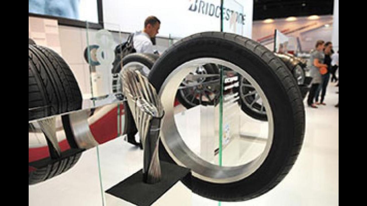 [Copertina] - Anche per Bridgestone il futuro è ecosostenibile