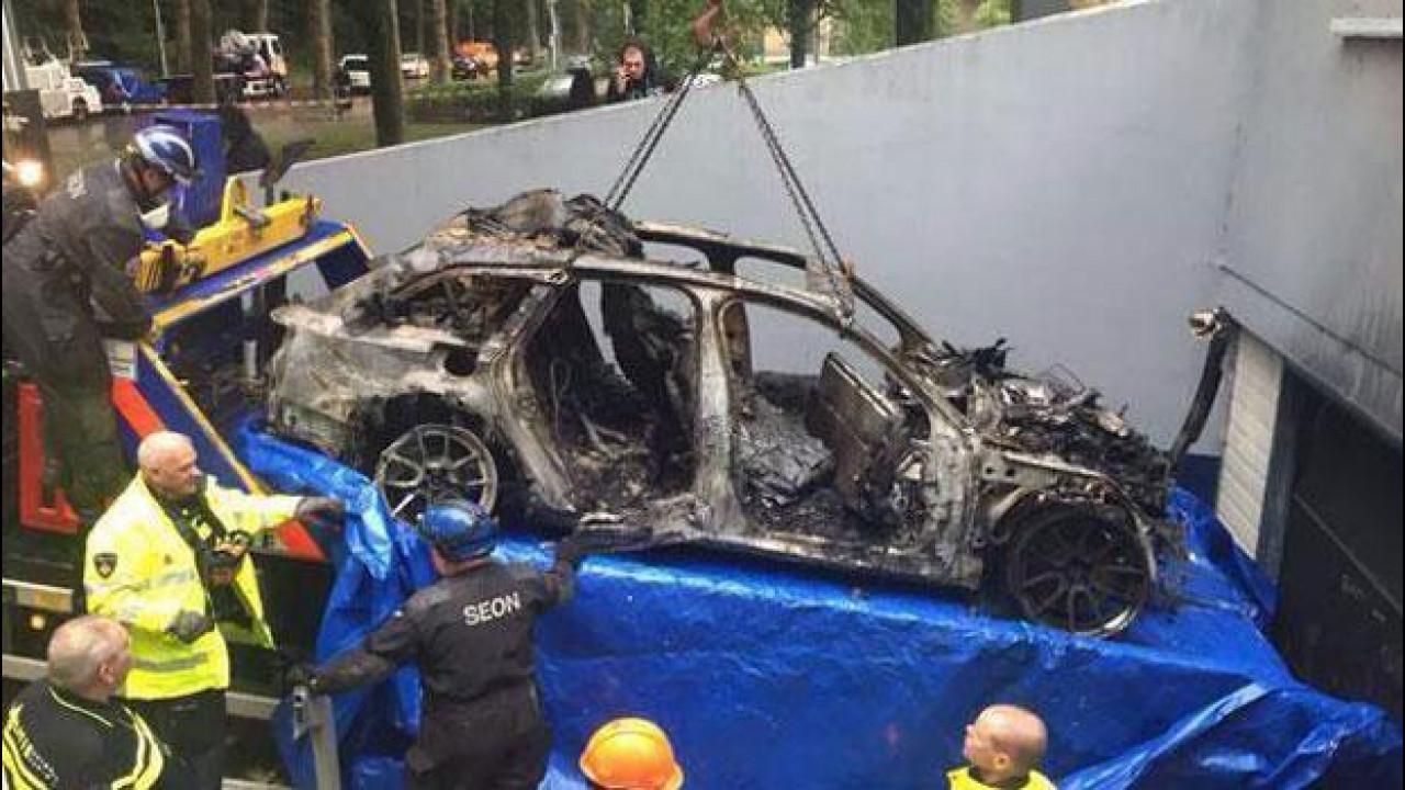 [Copertina] - Audi RS 6 Avant, distrutta quella di Jon Olsson [VIDEO]