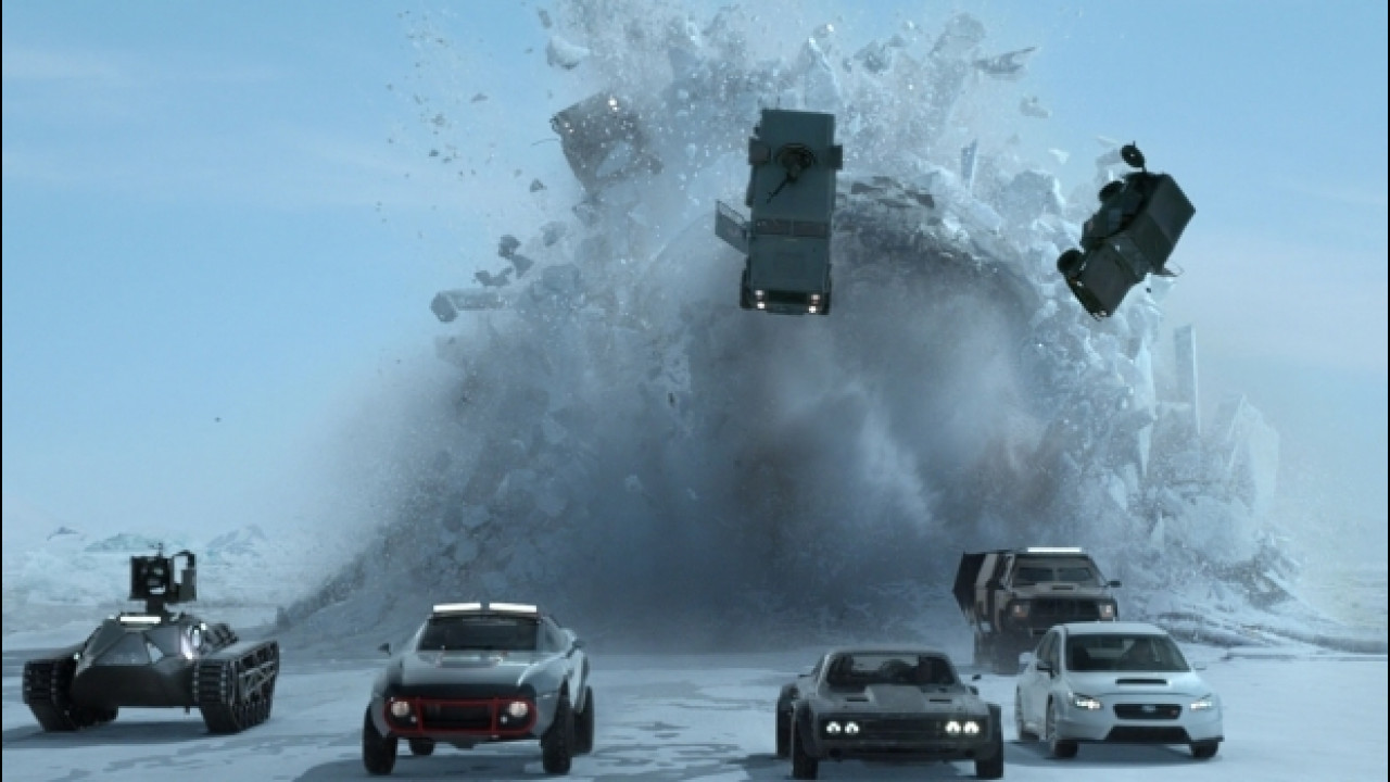 [Copertina] - Fast & Furious 8, nuovo trailer per l'Italia [VIDEO]