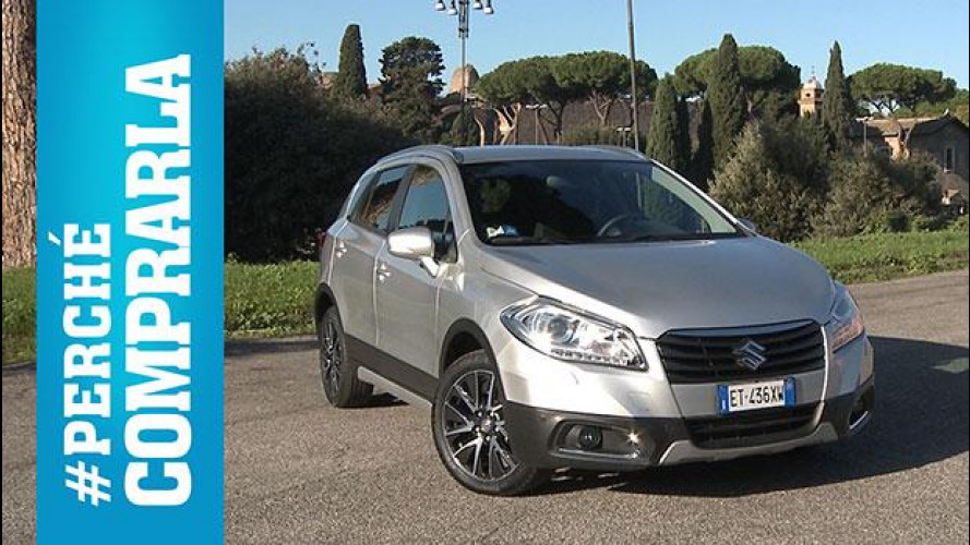 Suzuki S-Cross, perché comprarla... e perché no [VIDEO]