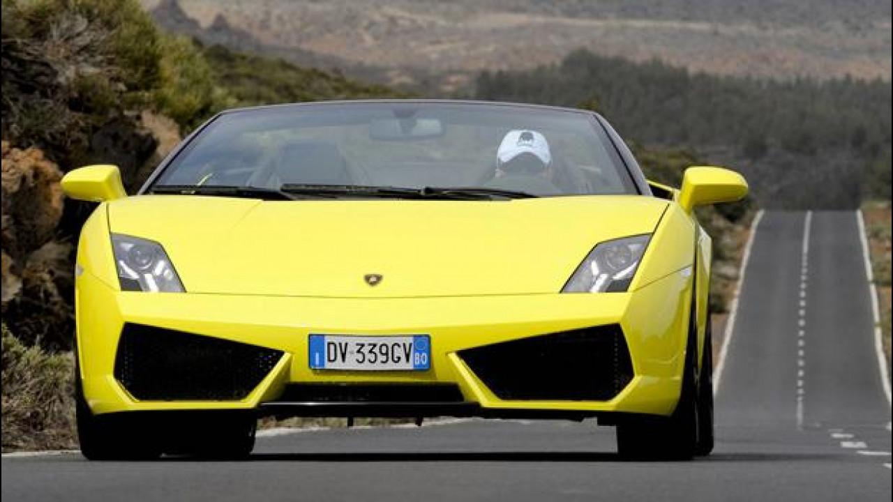 [Copertina] - Lamborghini Gallardo, il Toro dei record