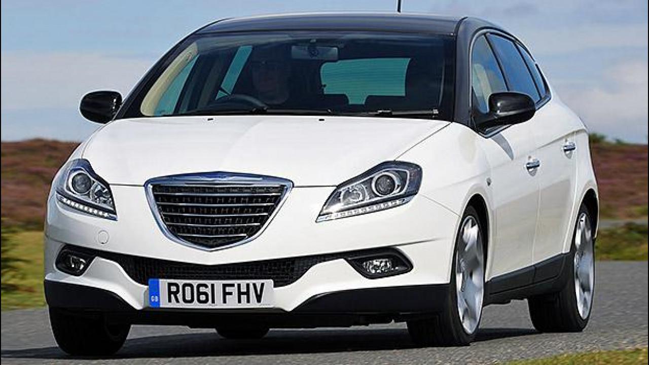 [Copertina] - Chrysler lascia l'Europa, Lancia resiste con la Ypsilon