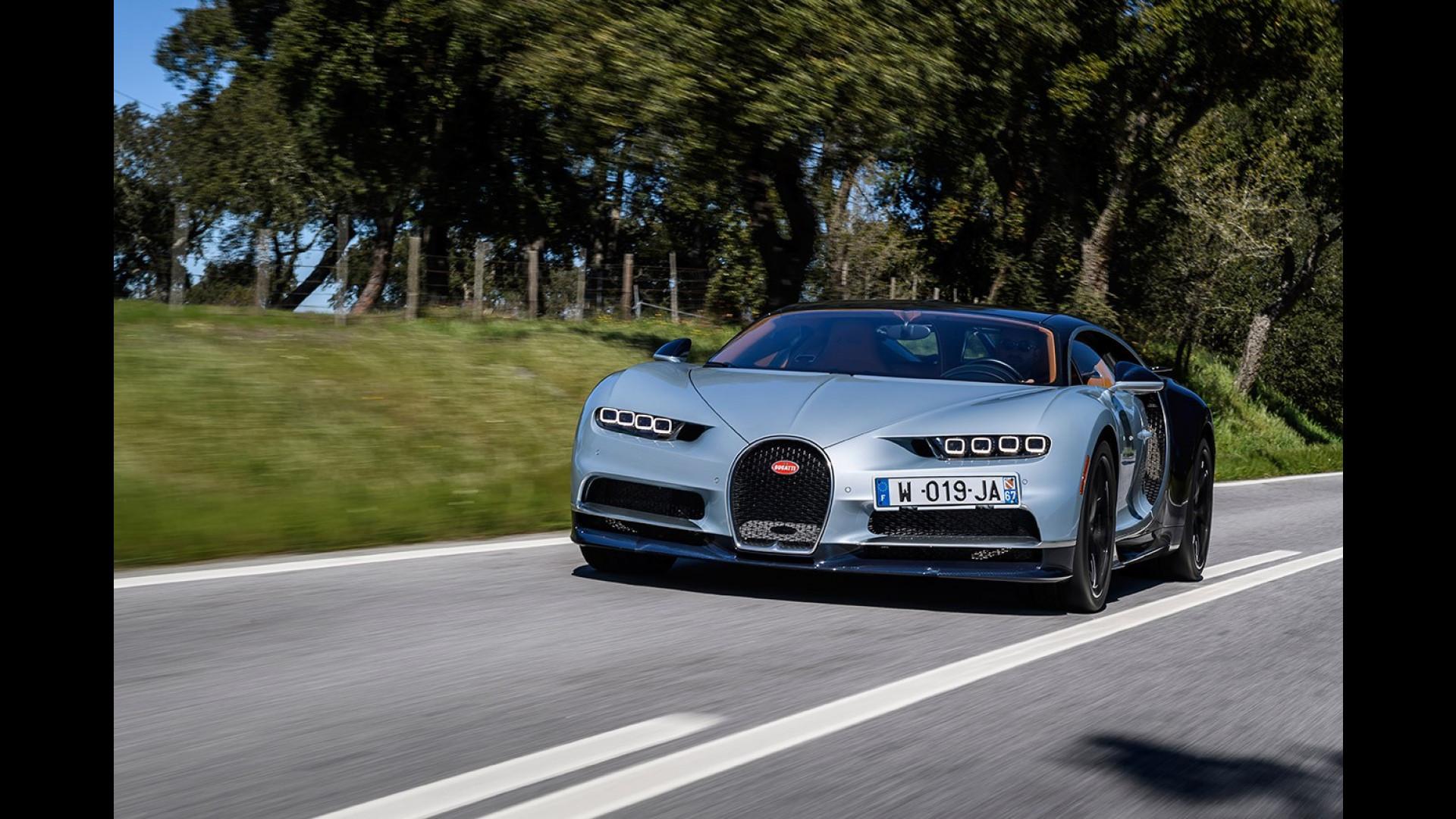 Bugatti Divo 5 Milioni Piu Tasse Per Averne Una Motor1 Com Italia