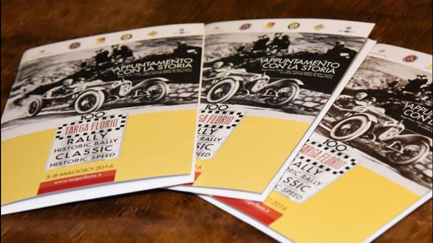 """Targa Florio 2016, """"a Cursa"""" alla 100th edizione"""