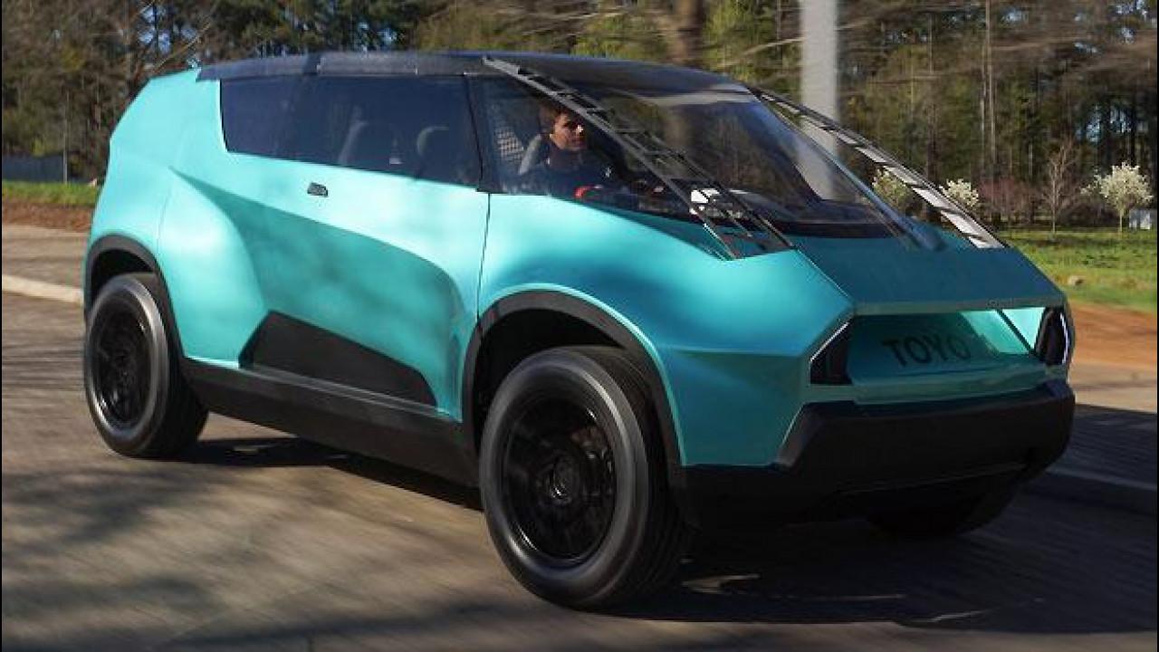 [Copertina] - Toyota uBox, il futuro visto dai giovani