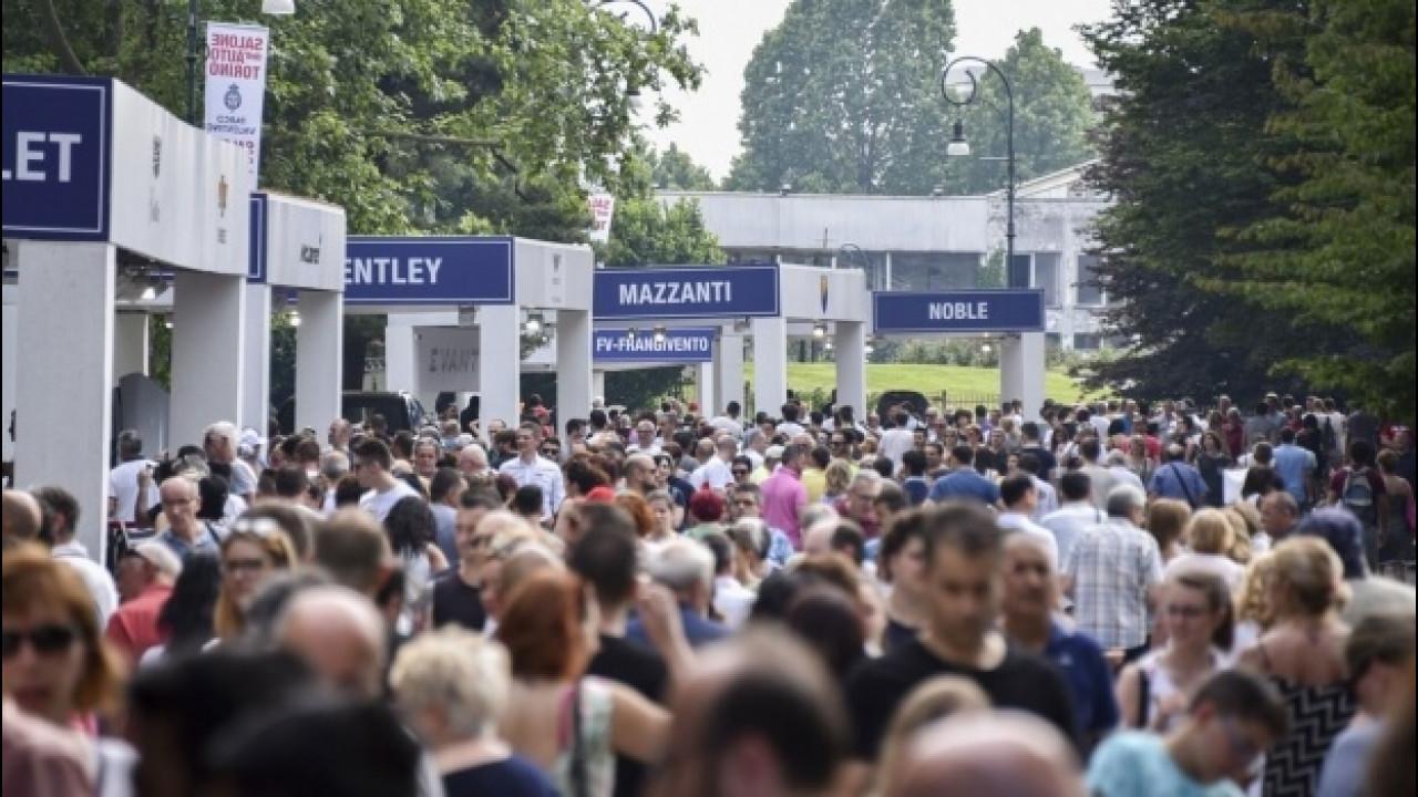 [Copertina] - Parco Valentino, a Torino c'erano 700mila persone