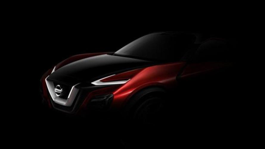 Nissan, nuova Juke o inedito crossover a Francoforte?
