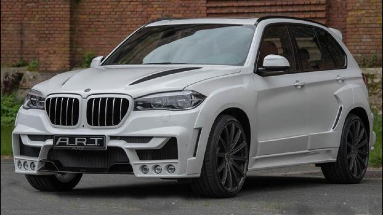 [Copertina] - BMW X5, steroidi per la tedesca