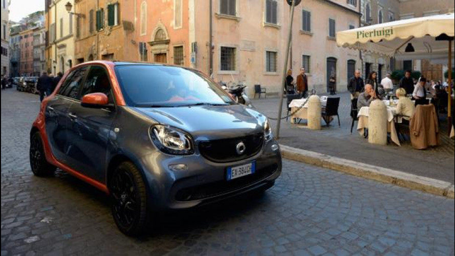 """Promozioni, nasce la """"smart for Rome card"""""""