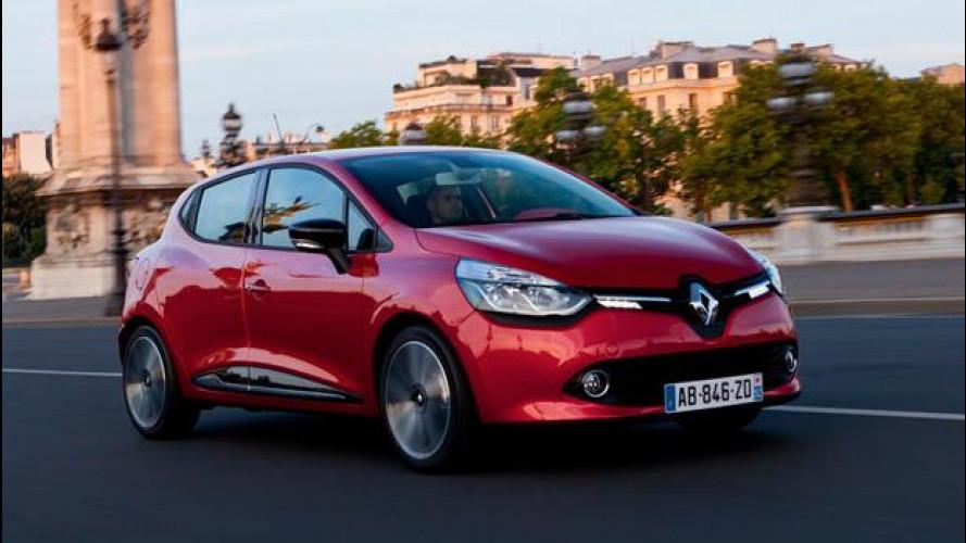 Renault piace agli italiani, mai così bene da 30 anni