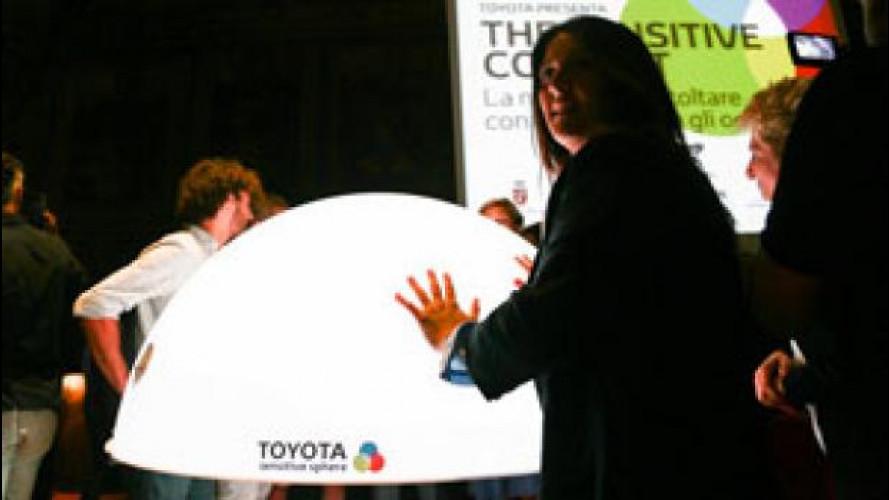 Toyota, ancora musica per tutti