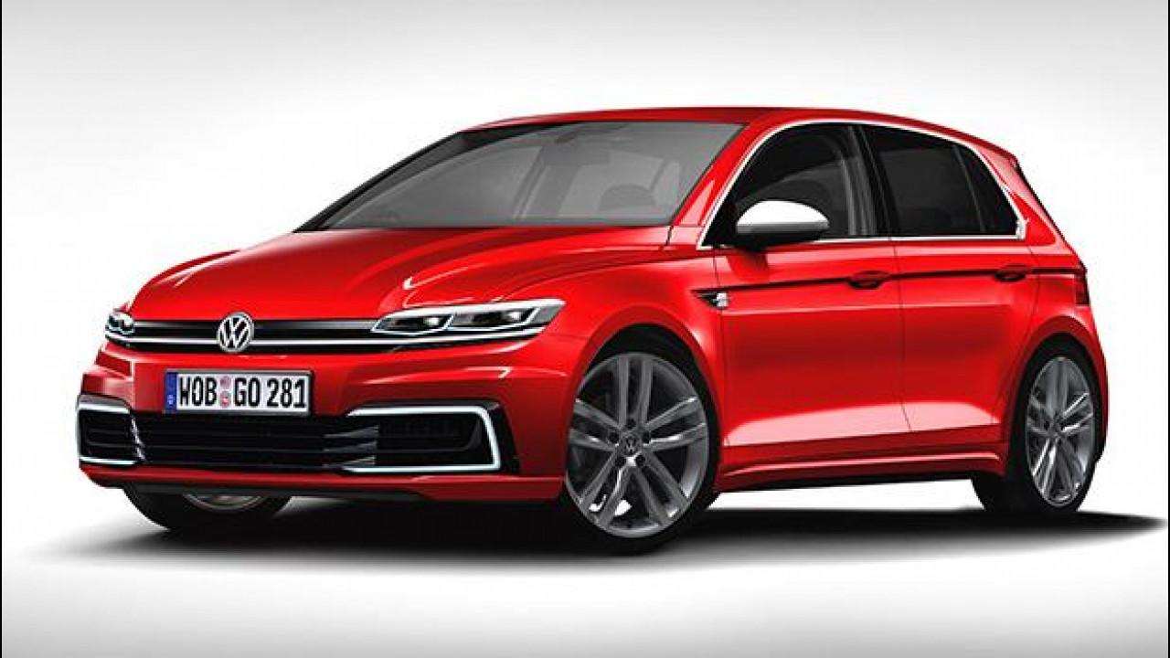 [Copertina] - Volkswagen Golf, l'ottava è in arrivo