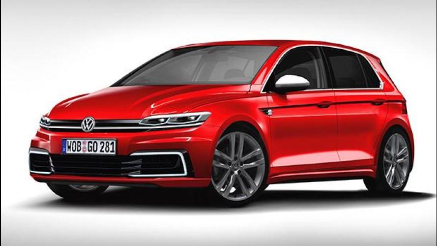 Volkswagen Golf, l'ottava è in arrivo